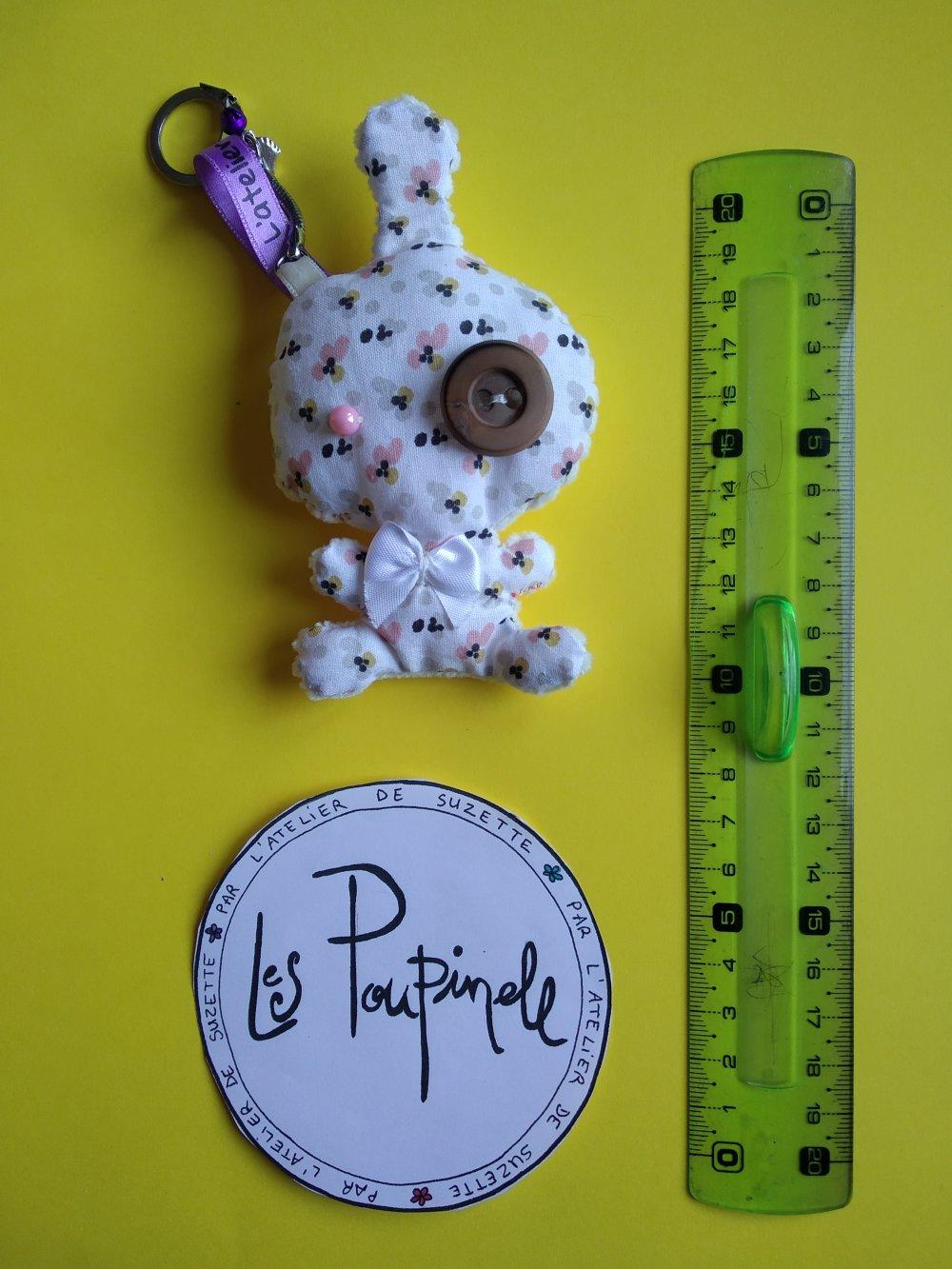 PORTE CLEF POUPINELL