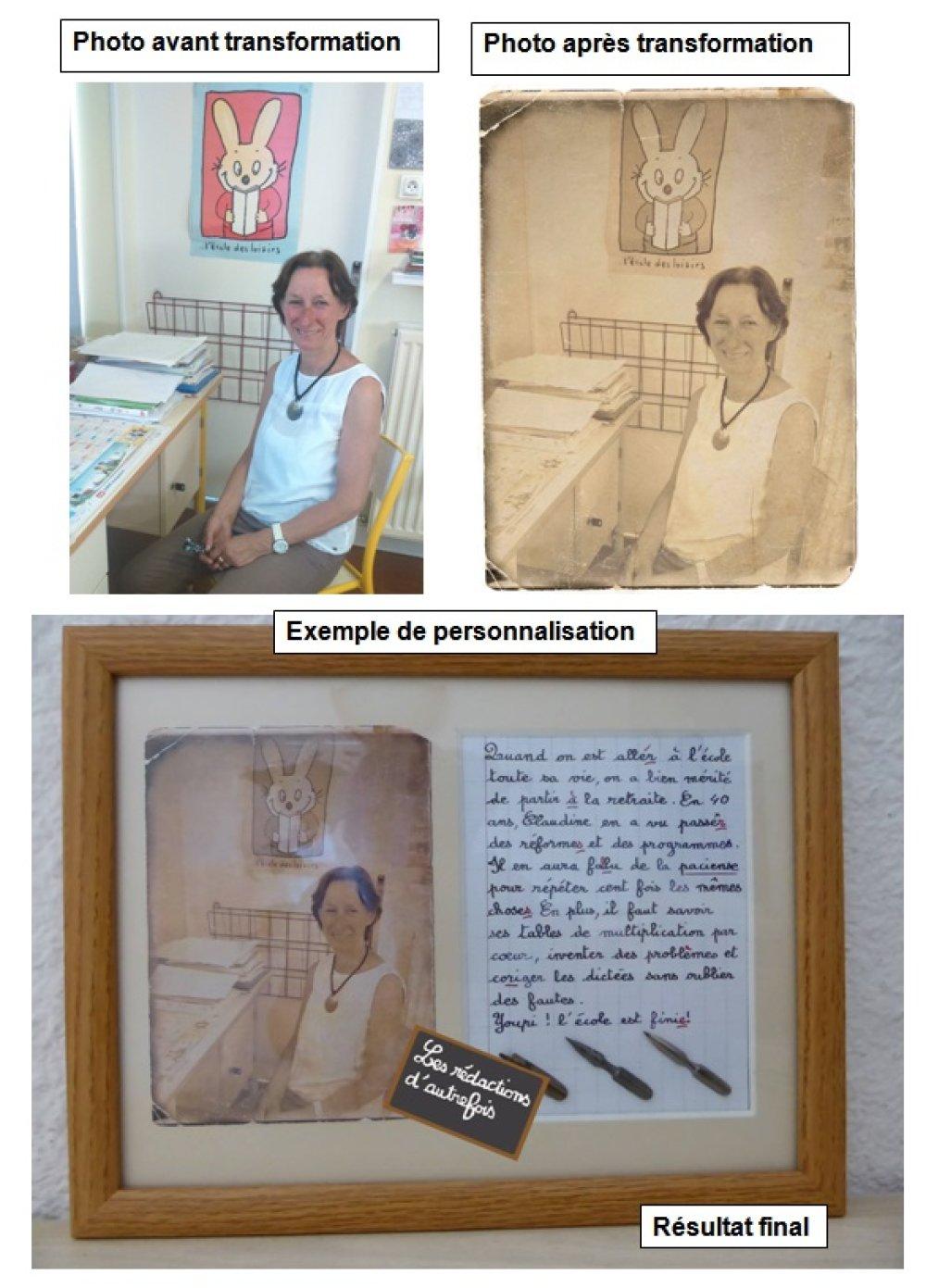 Cadeau pour une esthéticienne active ou à la retraite