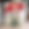 Dimension sensitive: peinture florale de coquelicots des champs- huile au couteau sur toile de lin sur châssis