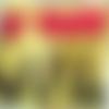 Elégance : peinture figurative florale- tulipes- huile au couteau sur toile de lin sur châssis