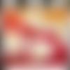 """Sauvages  : peinture florale """"marguerites des champs"""" huile au couteau sur toile de lin sur châssis ..."""