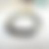 L'essences des choses !!!! :un bracelet boho chic rustique avec perles en pietersite bleue d'afrique