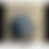 Ruban satin 38mm 4cm bleu ciel,tres belle qualité 3 metres ou dimensions plus precise