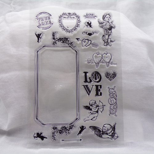 Tampon clear stamps
