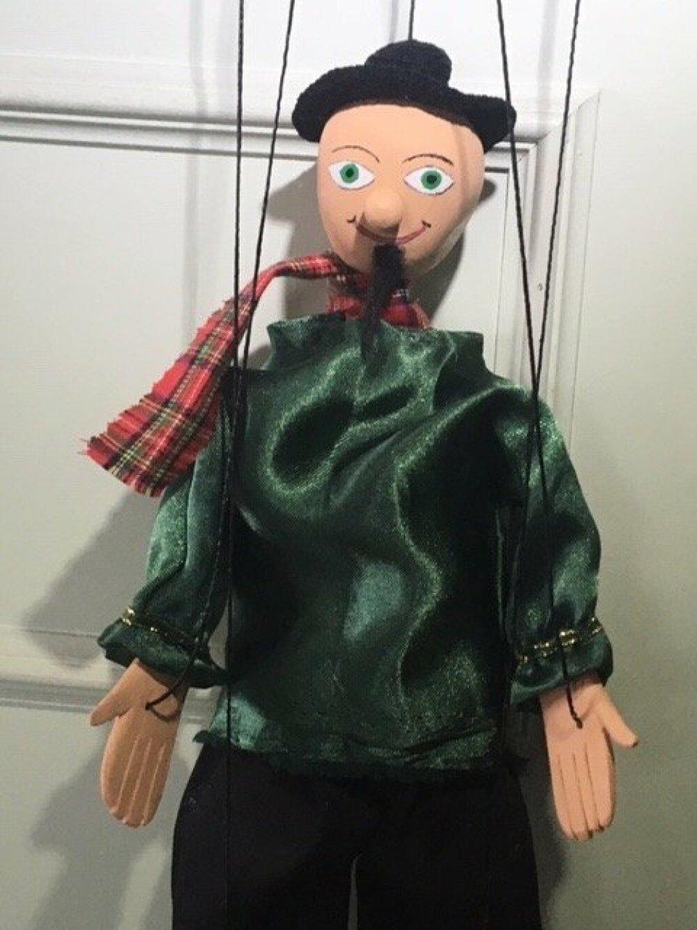 Linley marionnette à fils