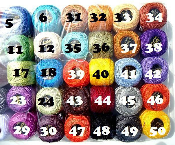 1 PELOTE de fil MARRON pour crochet , 85 m CAMEL / BEIGE / ECRU   * Couture, tricot * Bobine Anchor Coloré