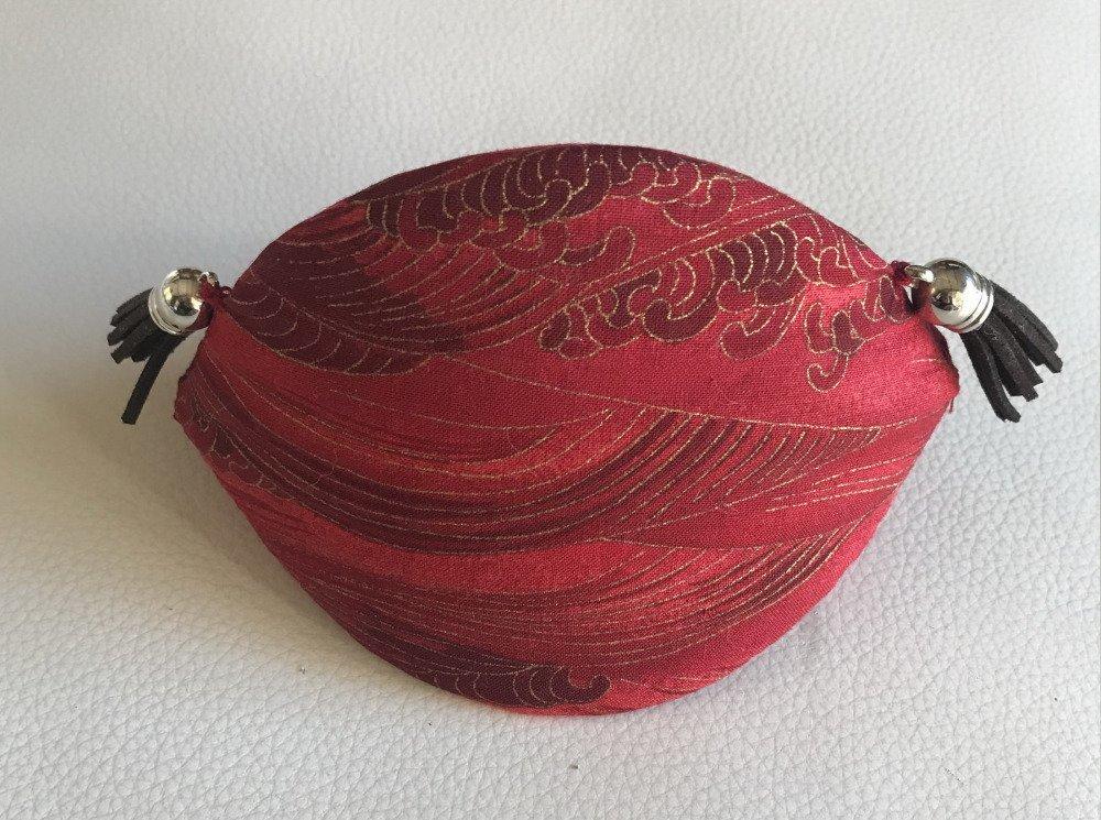 Boite à bijoux, Kaï No Kuchi rouge, Boite¨ à trésors