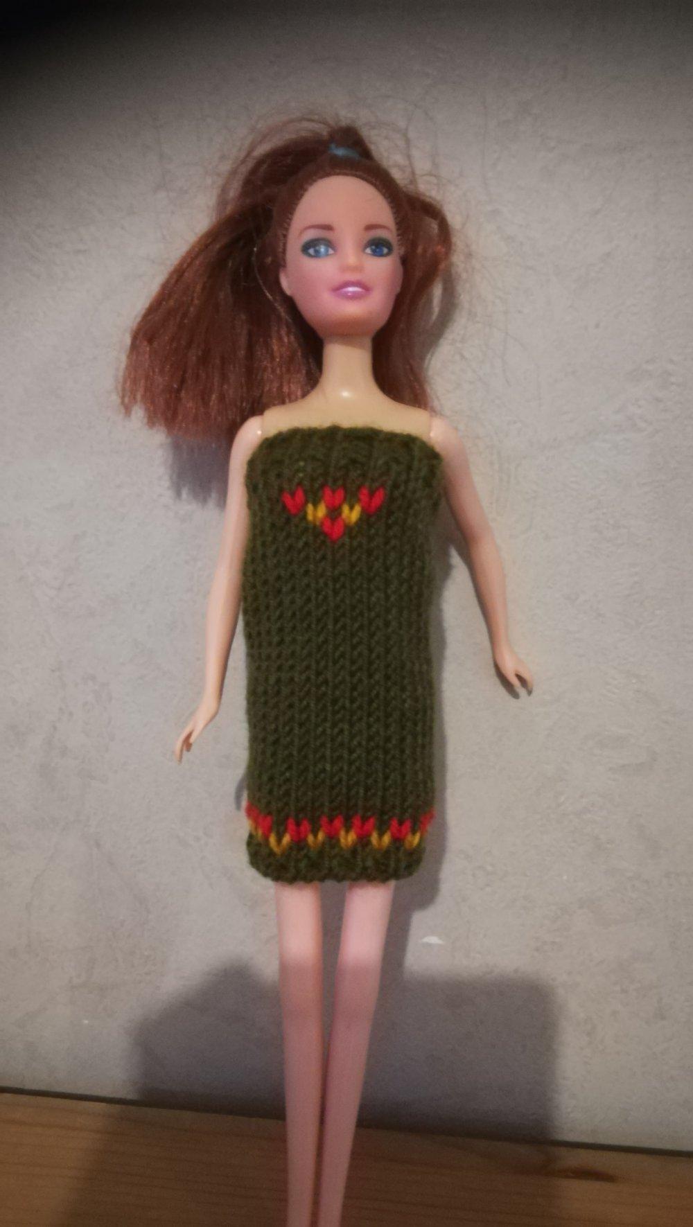 Vêtement pour poupée Barbie
