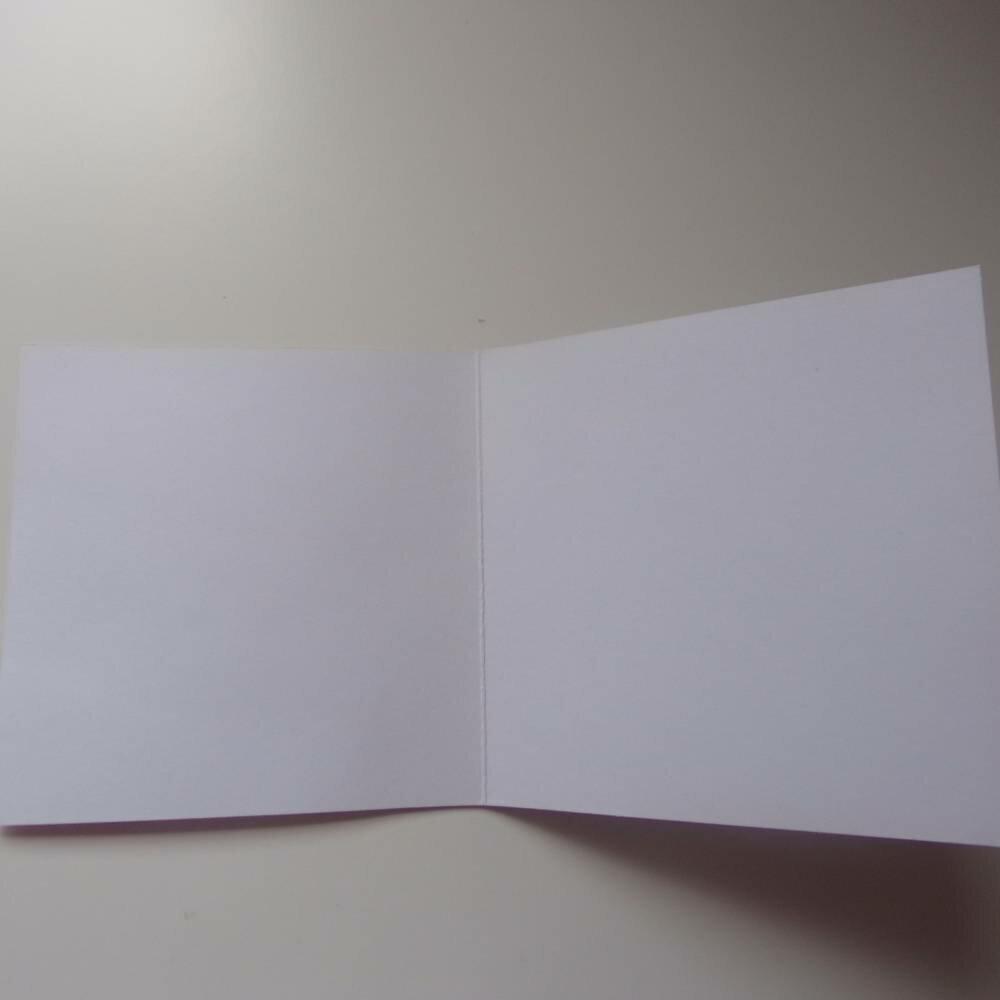 Carte faite main pour une occasion particulière