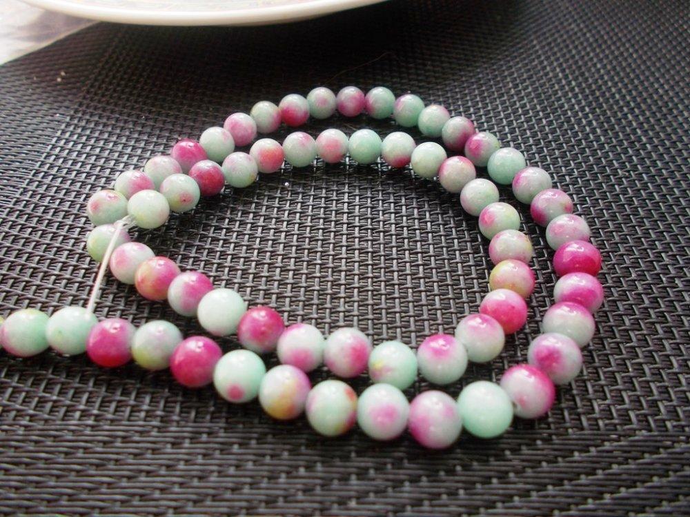 perles jade océanique
