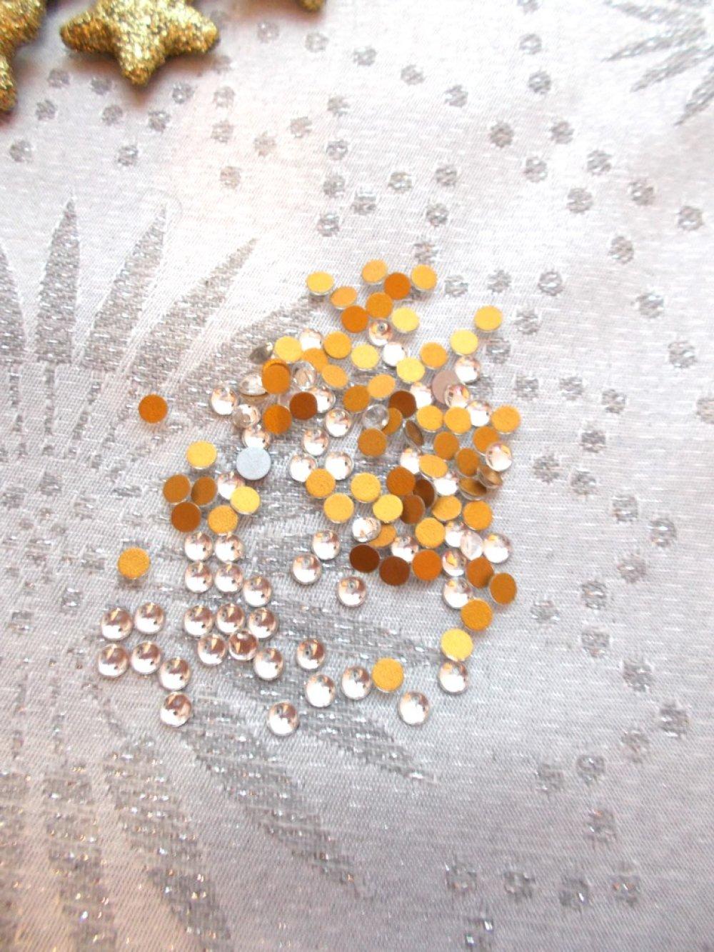 strass en cristal de swarovksi