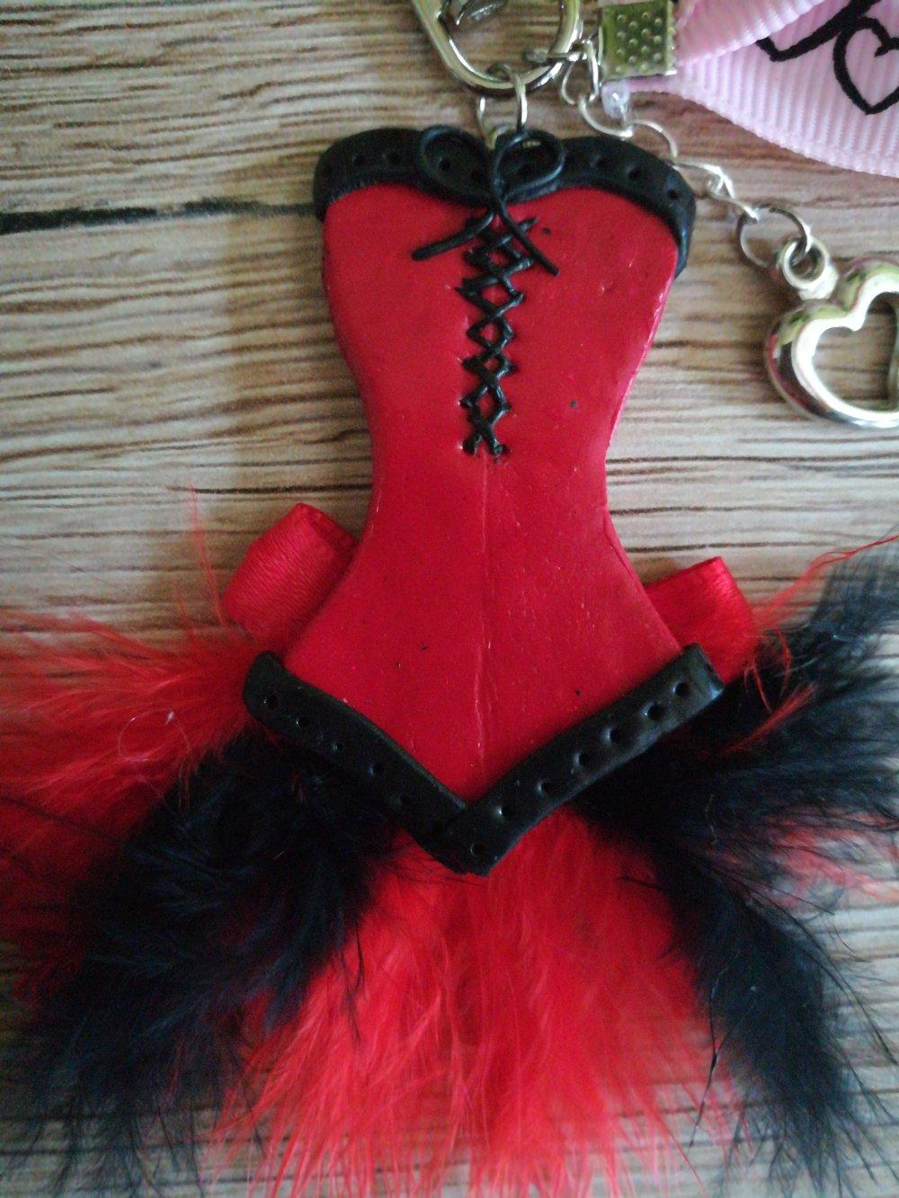 Bijou de sac robe corset