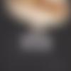 Lot de 2 pendentifs rond avec motif etoile - argenté - 18 x 15 mm - réf:bx19-6