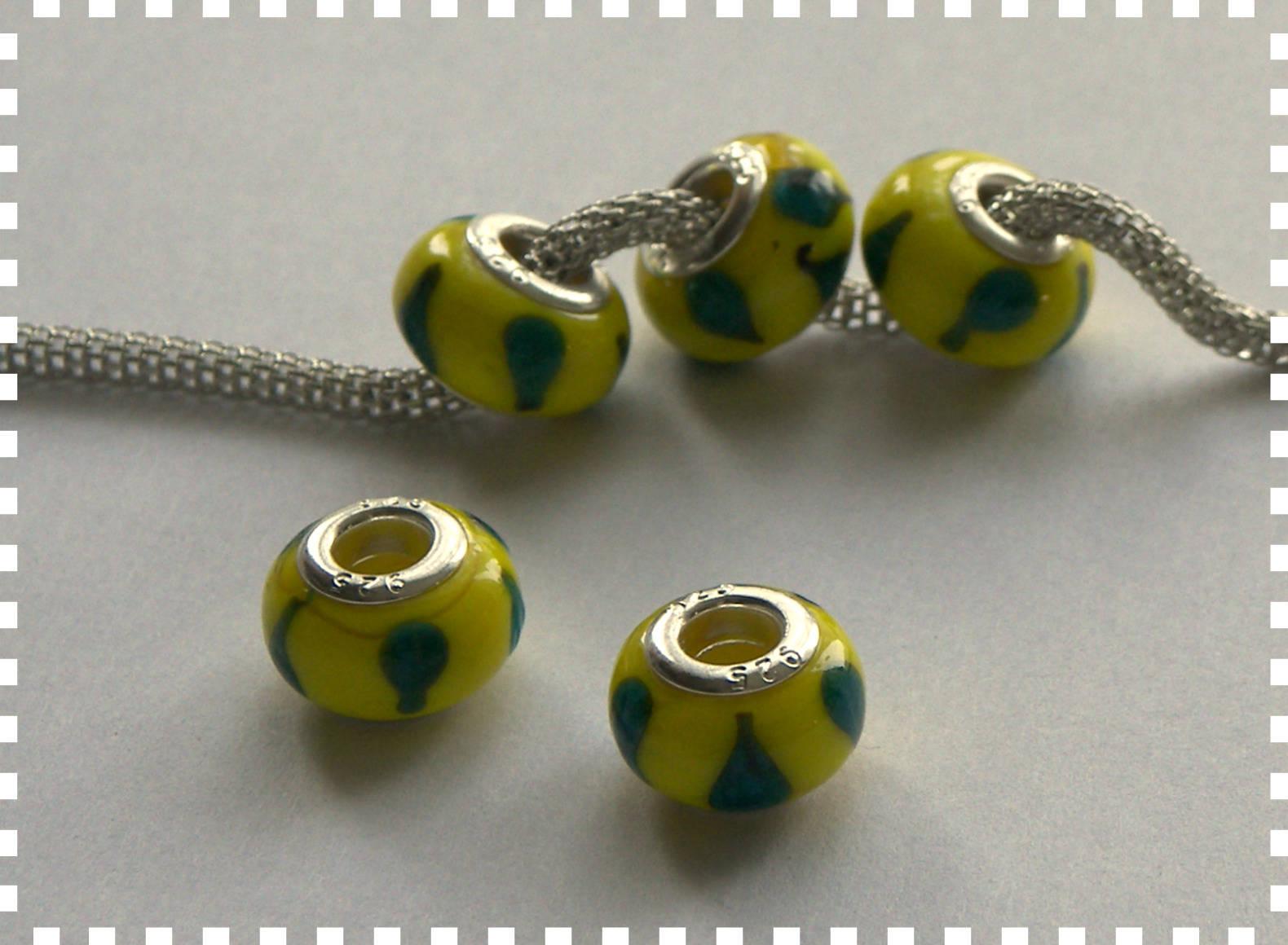 lots perles pandora