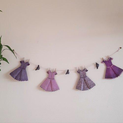 Les p'tites robes violettes