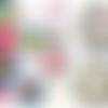 Images digitales pour cabochons à imprimer thème: tatie 5