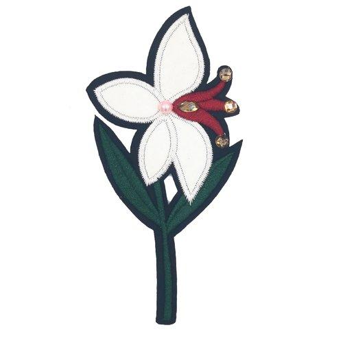 Patch fleurs - Un grand marché