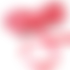 Biais liberty of london glenjade rose corail - 9015-c
