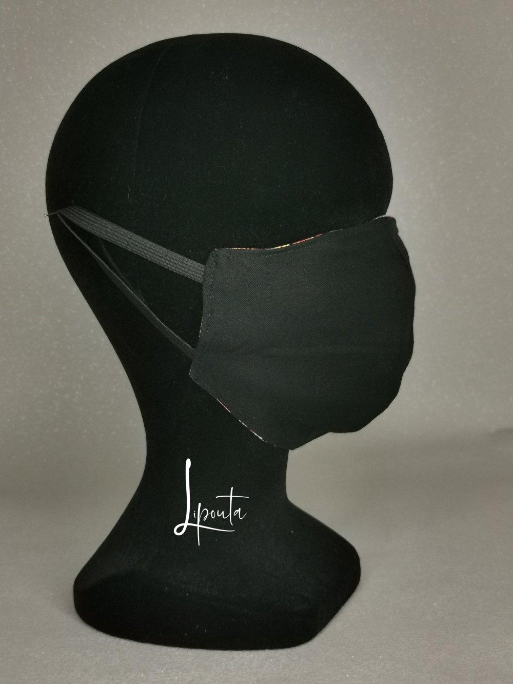 Masque de protection masque Lavable masque anti-poussière