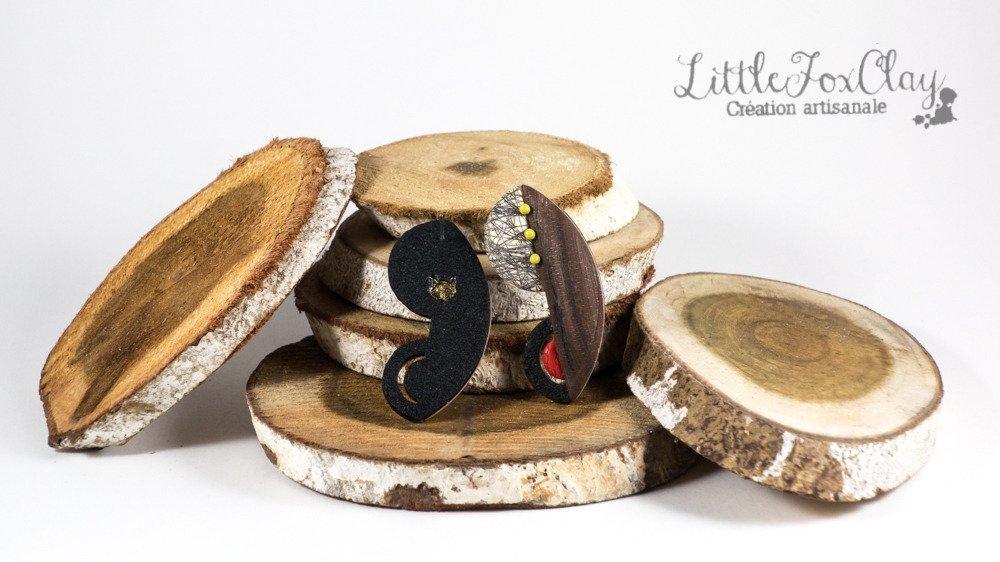 """Boucles d'oreilles collection """"ETHNIQUE"""""""