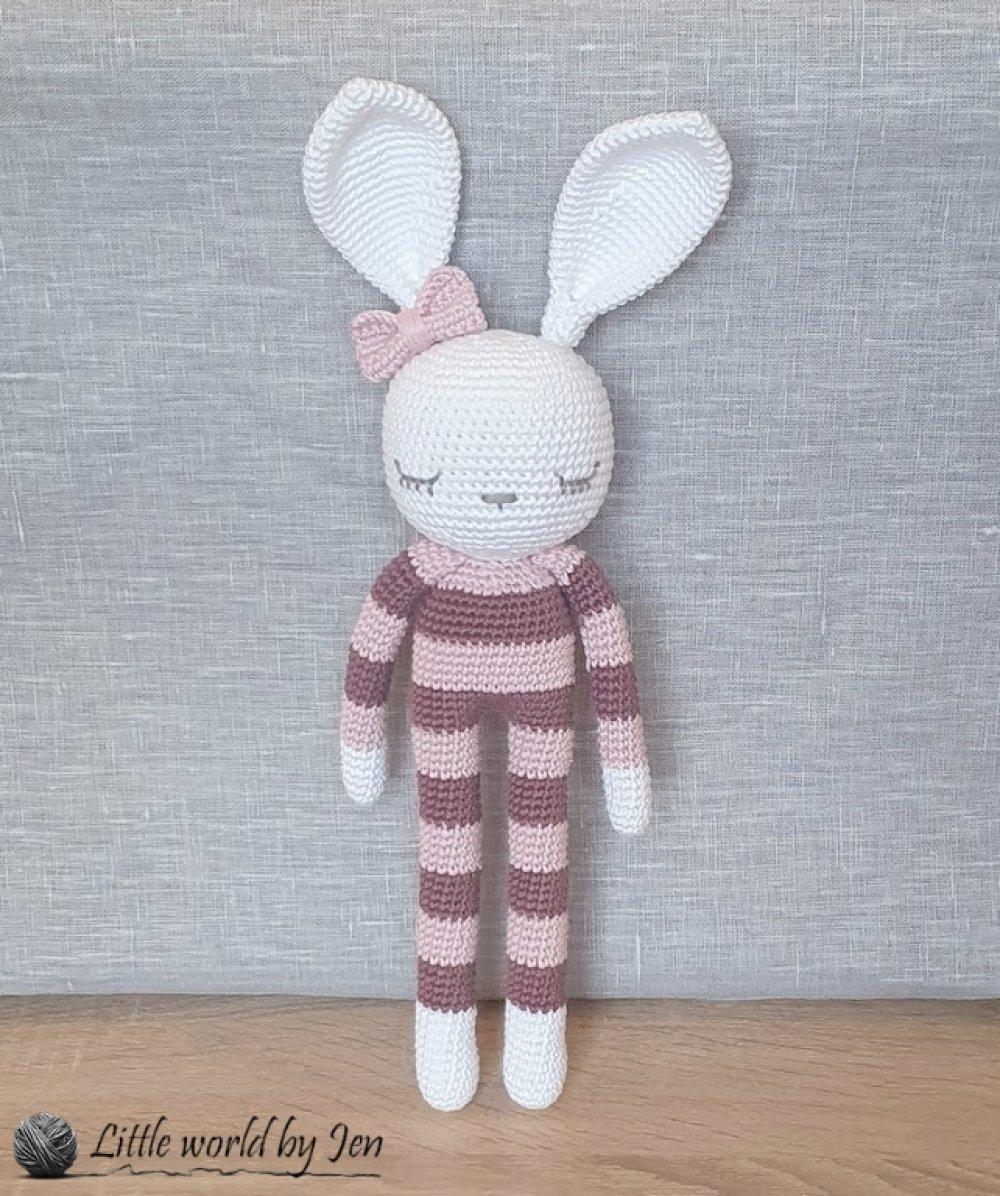 Adora, lapin Crochet Pattern, patron Amigurumi, instructions ... | 1196x1000