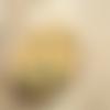 Nara ▽ boucles d'oreilles cuir turquoise