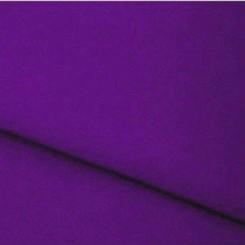 ** 20 x 30 cm ** violet - feuille coupon tissu feutrine - épaisseur 1,5 mm