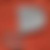 Béguin / bonnet bébé gris laine mérino baby très douce