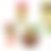 Autocollant stickers canard plage été mer dessins animés embellissement scrapbooking