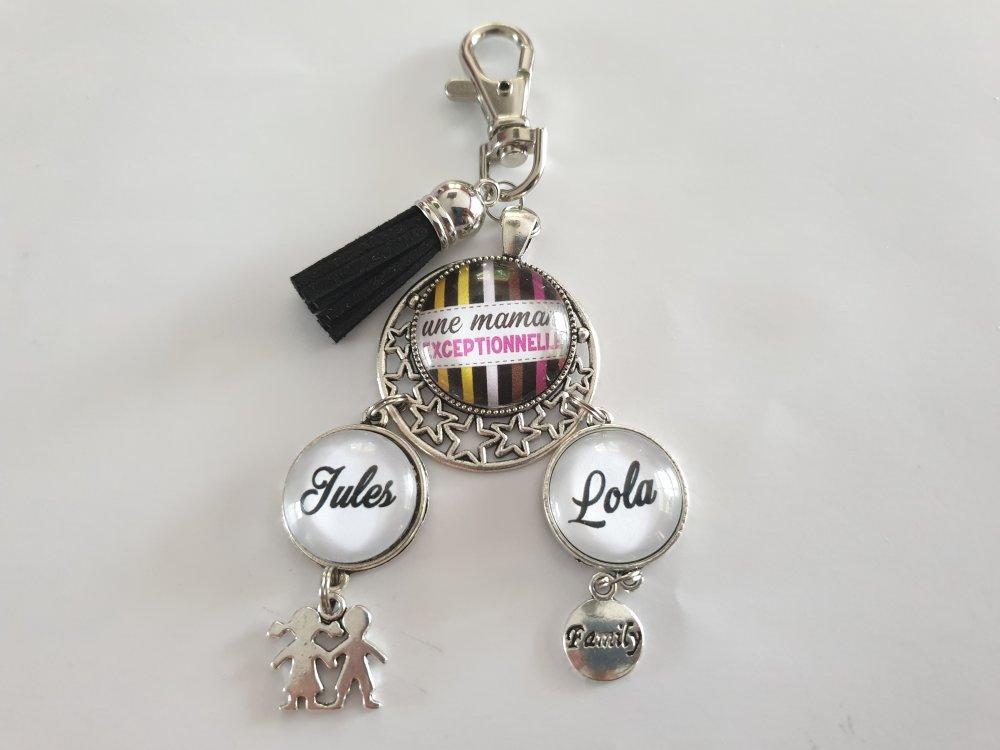 porte clés maman, cadeau Maman