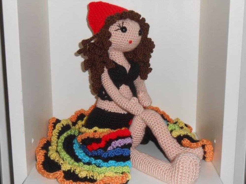 Amigurumi Licorne crochet 2/2 / Unicorn amigurumi crochet (english ... | 749x1000