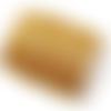 1 mètre de chaine à maillon doré 4x3mm, chaine doré
