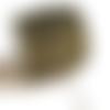 1 mètre de chaine à maillon bronze 3x2mm, chaine bronze