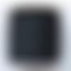 1 mètre de fil nylon noir 0.5 mm de diamètre
