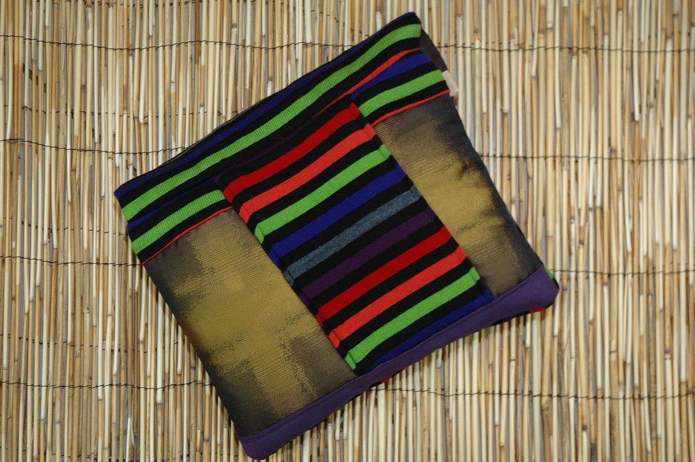 Housse Ipad /Tablette Tissus Matelassé Patchwork Collection Louis Réf 5005