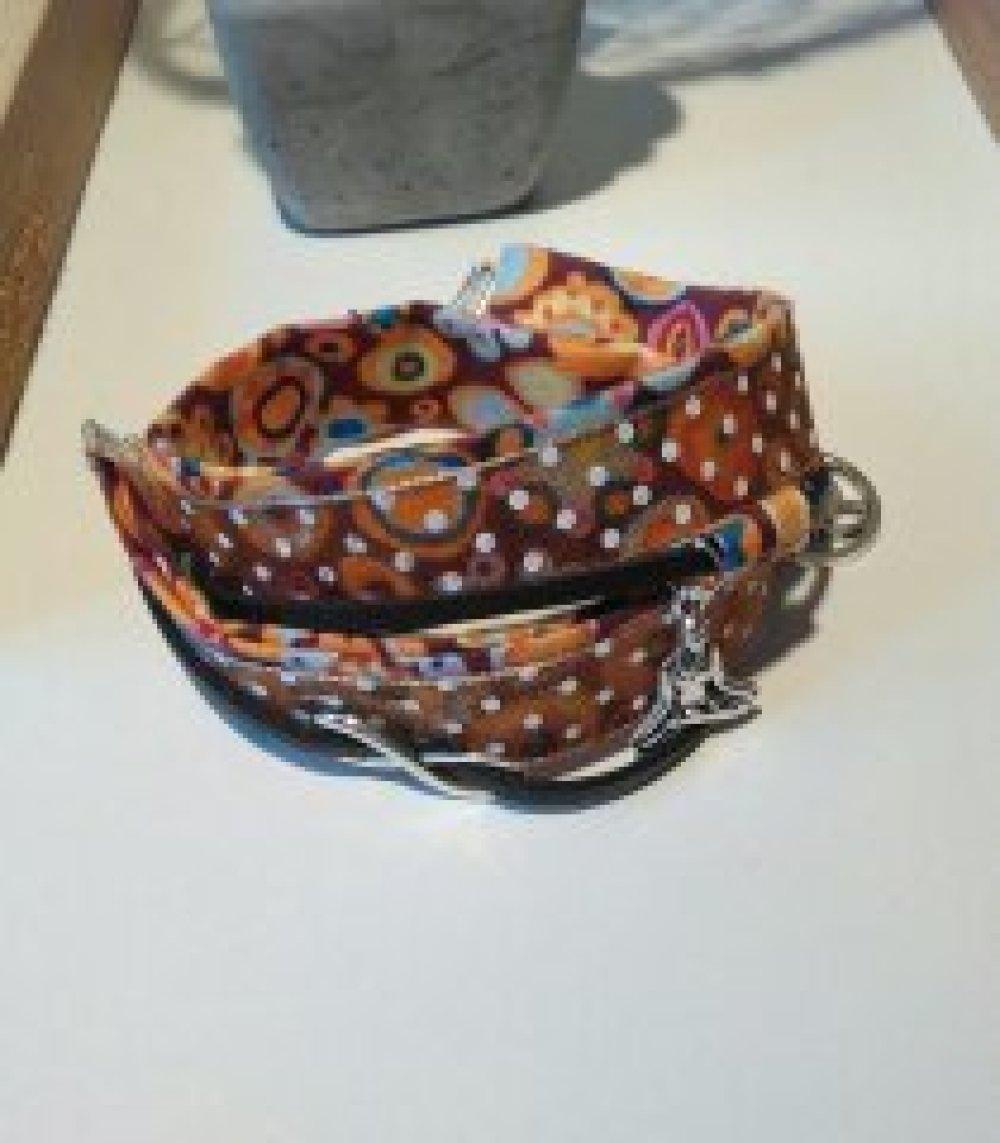 bracelet bohème ou collier ras du cou