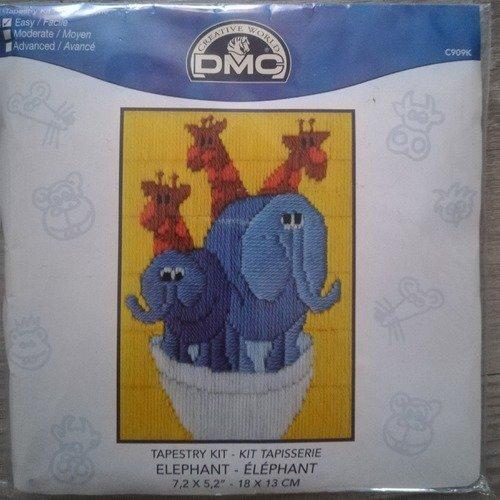 Kit de tapisserie pour enfant