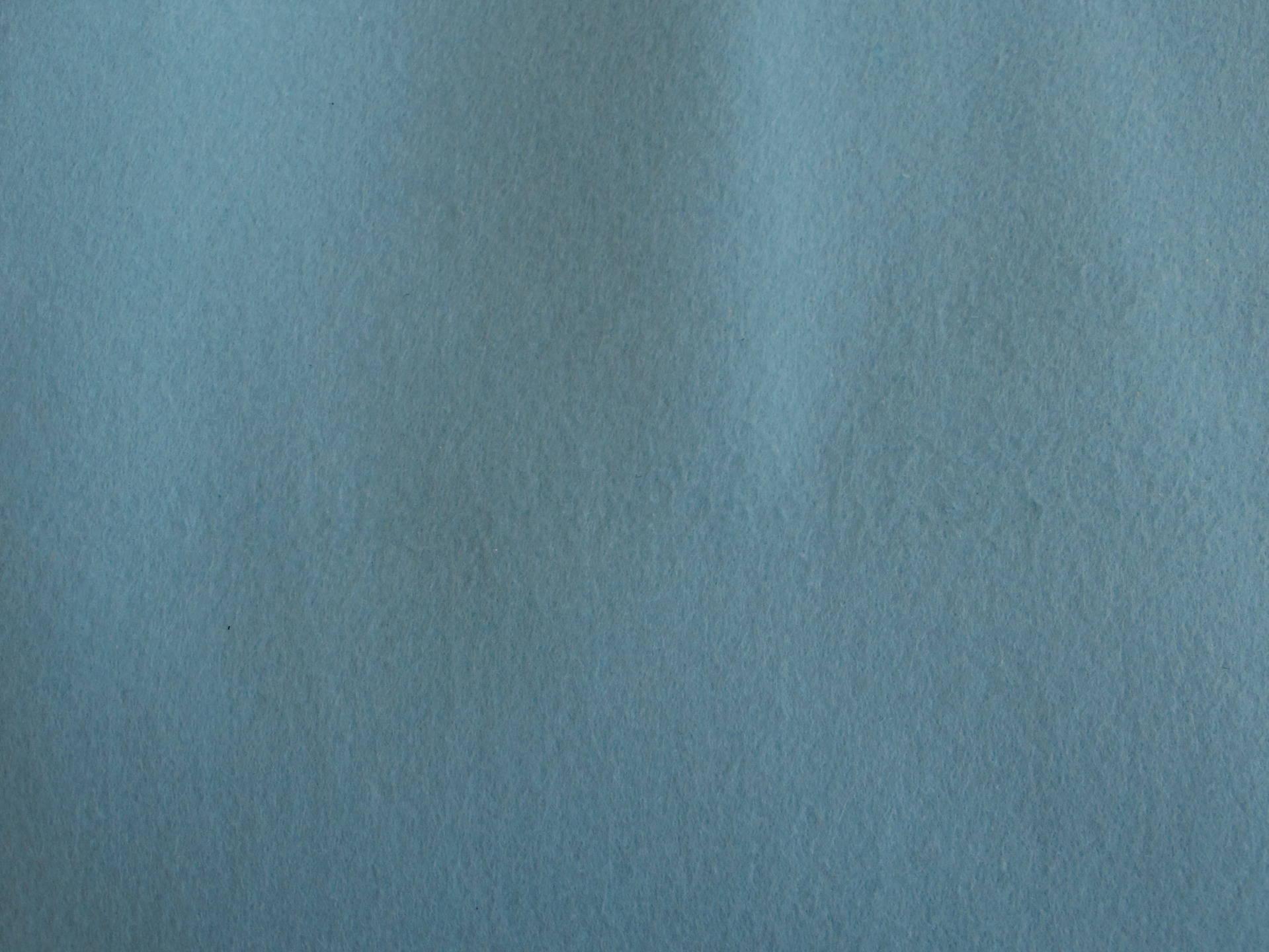 Coupon feutrine 1 mm bleu ciel 45 x 50 cm
