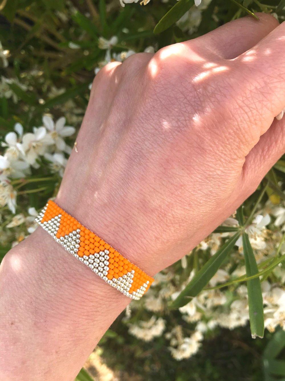 Bracelet Mini Amsterdam Orange