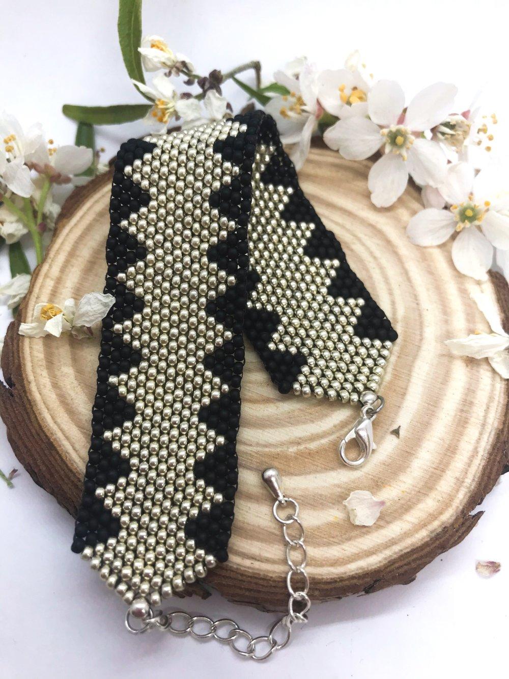 Bracelet Amsterdam Noir