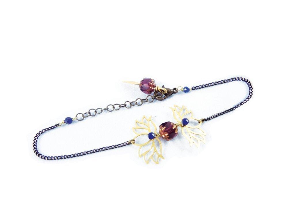 "Bracelet - Collection ""Lotus"""