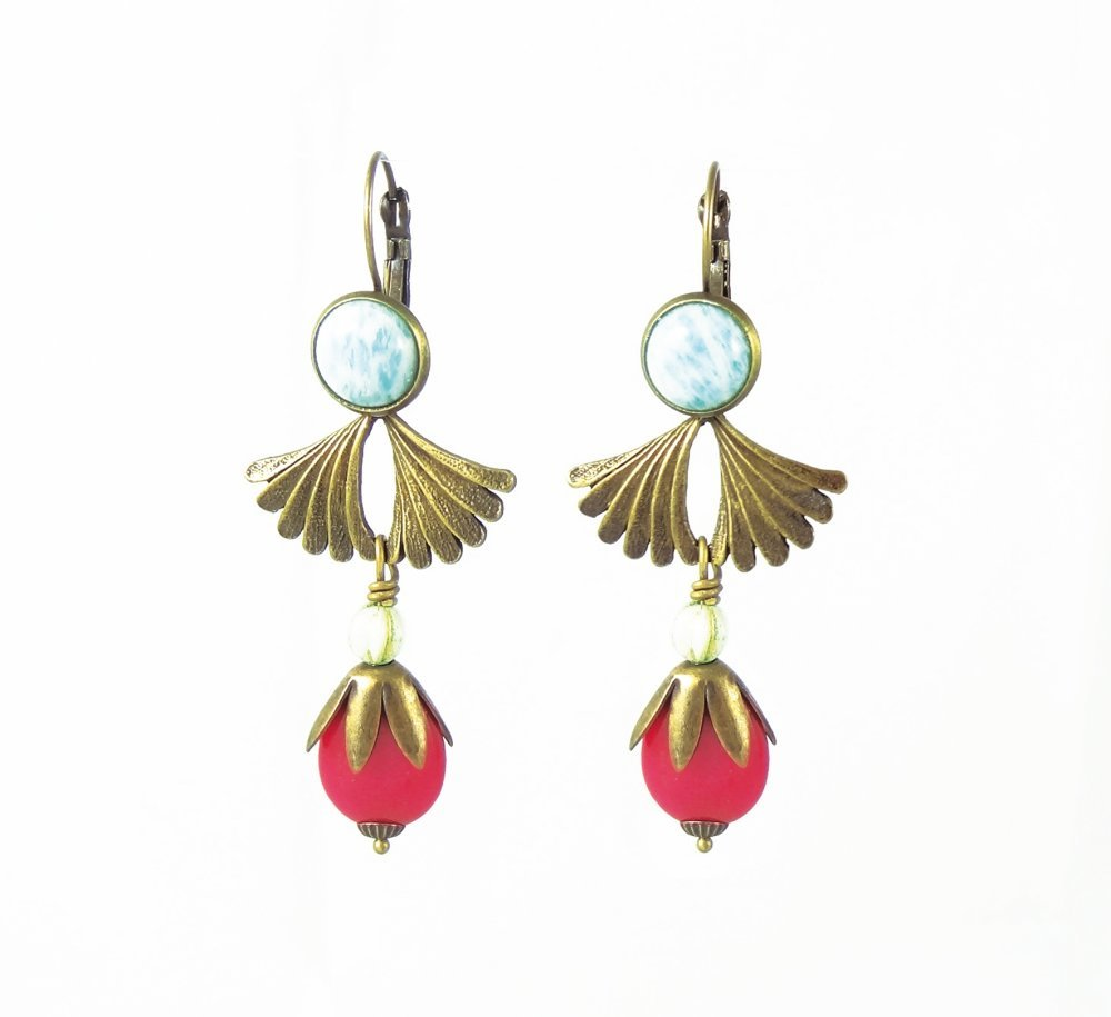 "Boucles d'oreilles Event - Collection ""Atheya"""