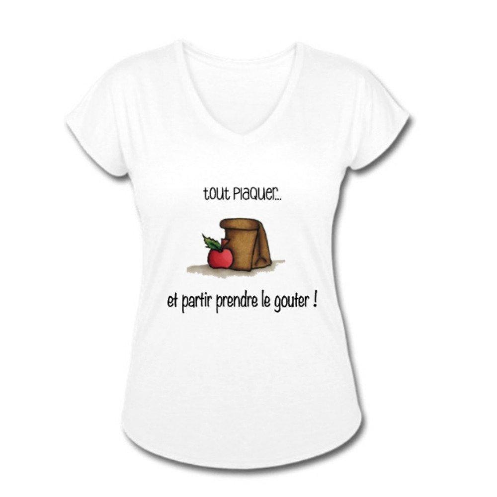 Tee-shirt femme, gâteau, t-shirt, humour,