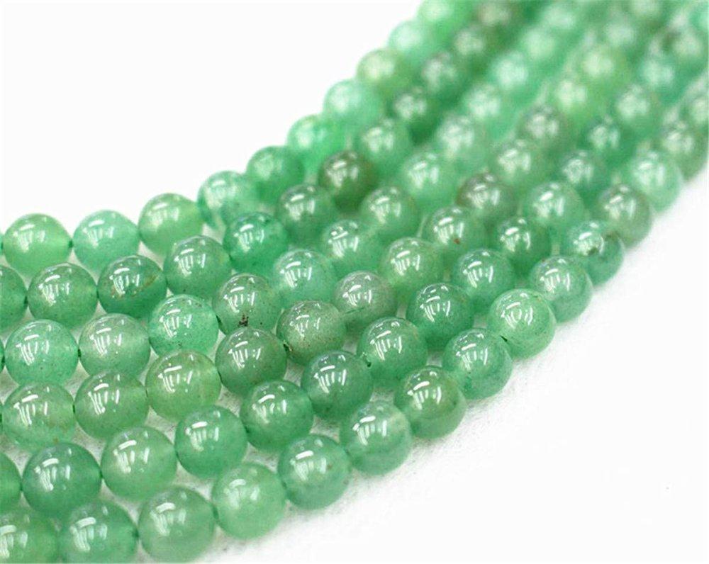 48 perles aventurine 8mm