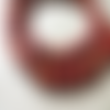 10 perles bois sibucao ronde 8mm