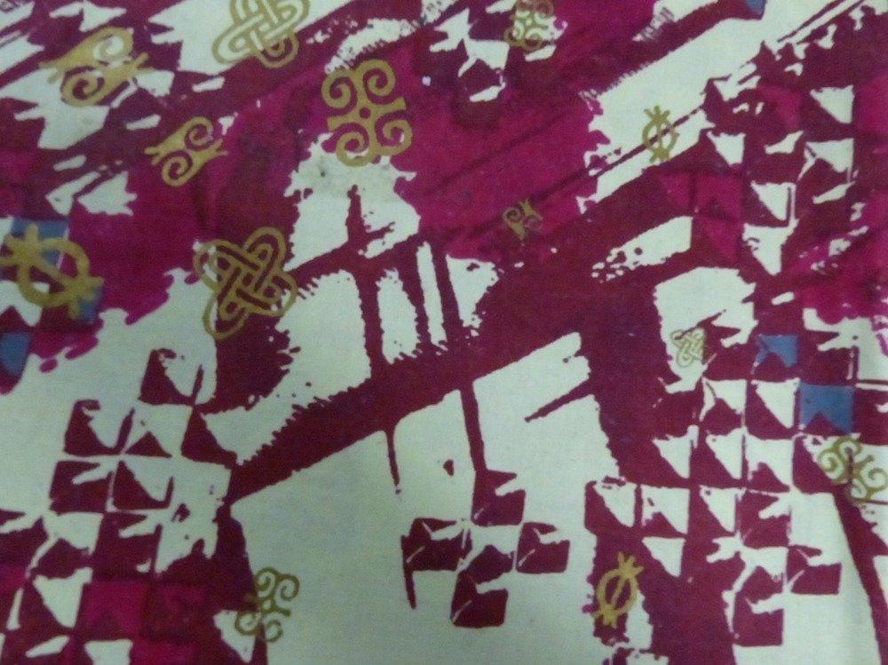 Tissus pagne wax de woodin 08