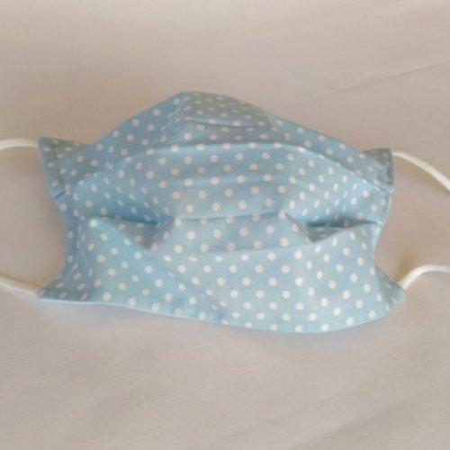 Masque de protection pour adulte coton 100 %
