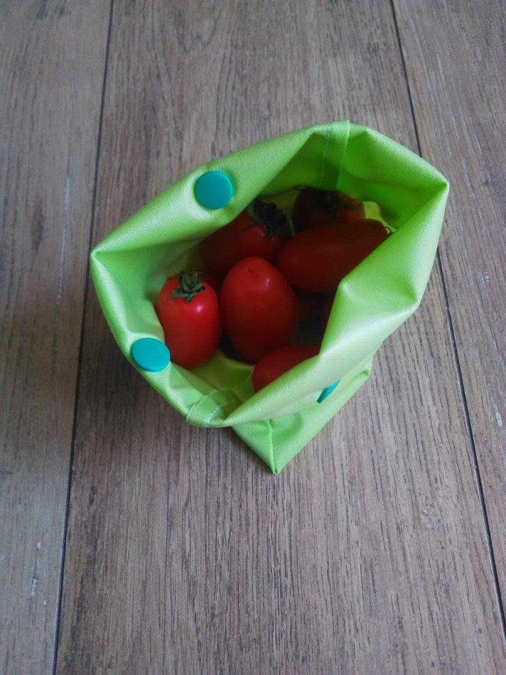3 sacs congélations lavables réutilisables écologiques