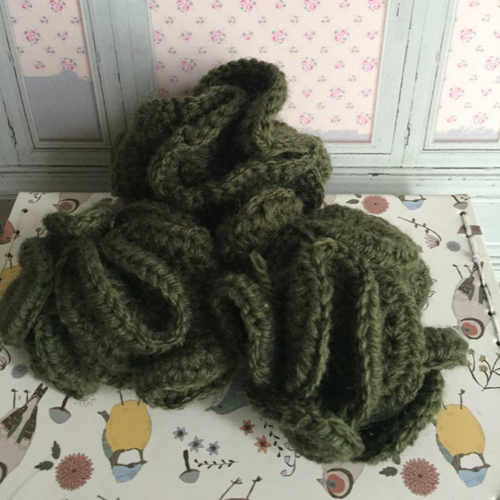 Salade en  crochet légume