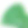 Pastilles scratch auto-adhésives 10mm - vert